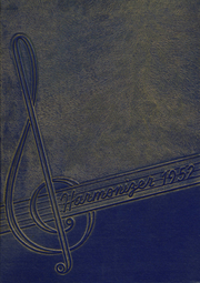 Harmony Area High School - Harmonizer Yearbook (Westover, PA) online yearbook collection, 1952 Edition, Page 1