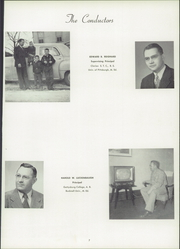 Page 11, 1952 Edition, Harmony Area High School - Harmonizer Yearbook (Westover, PA) online yearbook collection