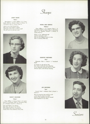 Page 16, 1952 Edition, Harmony Area High School - Harmonizer Yearbook (Westover, PA) online yearbook collection