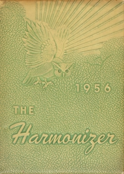 Harmony Area High School - Harmonizer Yearbook (Westover, PA) online yearbook collection, 1956 Edition, Page 1