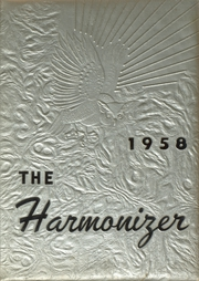 Harmony Area High School - Harmonizer Yearbook (Westover, PA) online yearbook collection, 1958 Edition, Page 1