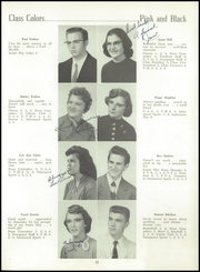 Page 19, 1959 Edition, Harmony Area High School - Harmonizer Yearbook (Westover, PA) online yearbook collection