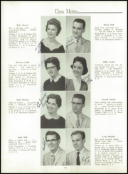 Page 20, 1959 Edition, Harmony Area High School - Harmonizer Yearbook (Westover, PA) online yearbook collection