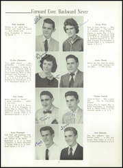 Page 21, 1959 Edition, Harmony Area High School - Harmonizer Yearbook (Westover, PA) online yearbook collection