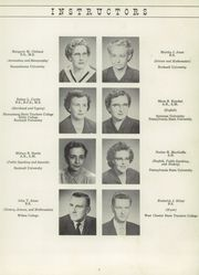 Page 11, 1957 Edition, West Pittston High School - Caravan Yearbook (West Pittston, PA) online yearbook collection