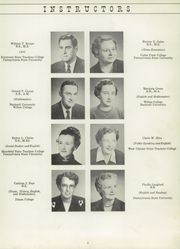 Page 13, 1957 Edition, West Pittston High School - Caravan Yearbook (West Pittston, PA) online yearbook collection