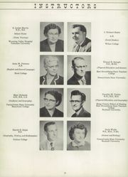 Page 14, 1957 Edition, West Pittston High School - Caravan Yearbook (West Pittston, PA) online yearbook collection