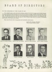 Page 9, 1957 Edition, West Pittston High School - Caravan Yearbook (West Pittston, PA) online yearbook collection