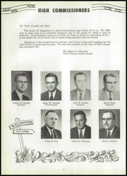 Page 10, 1959 Edition, West Pittston High School - Caravan Yearbook (West Pittston, PA) online yearbook collection