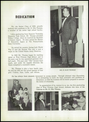 Page 8, 1959 Edition, West Pittston High School - Caravan Yearbook (West Pittston, PA) online yearbook collection
