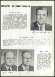 Page 9, 1959 Edition, West Pittston High School - Caravan Yearbook (West Pittston, PA) online yearbook collection