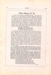 Page 16, 1923 Edition, Canonsburg High School - Canon Log Yearbook (Canonsburg, PA) online yearbook collection