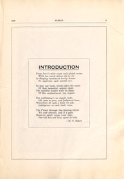 Page 5, 1923 Edition, Canonsburg High School - Canon Log Yearbook (Canonsburg, PA) online yearbook collection