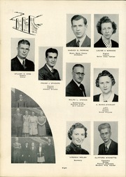 Page 10, 1945 Edition, Canonsburg High School - Canon Log Yearbook (Canonsburg, PA) online yearbook collection