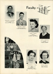 Page 8, 1945 Edition, Canonsburg High School - Canon Log Yearbook (Canonsburg, PA) online yearbook collection
