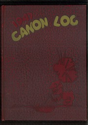 Page 1, 1947 Edition, Canonsburg High School - Canon Log Yearbook (Canonsburg, PA) online yearbook collection