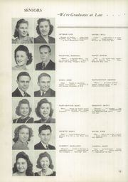 Page 16, 1942 Edition, Trafford High School - Reflector Yearbook (Trafford, PA) online yearbook collection