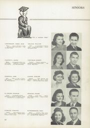 Page 17, 1942 Edition, Trafford High School - Reflector Yearbook (Trafford, PA) online yearbook collection
