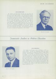 Page 13, 1944 Edition, Trafford High School - Reflector Yearbook (Trafford, PA) online yearbook collection