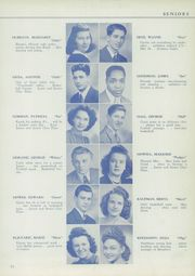 Page 17, 1944 Edition, Trafford High School - Reflector Yearbook (Trafford, PA) online yearbook collection
