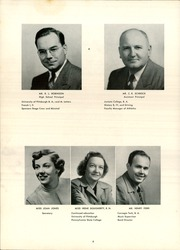 Page 10, 1950 Edition, Trafford High School - Reflector Yearbook (Trafford, PA) online yearbook collection