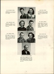 Page 11, 1950 Edition, Trafford High School - Reflector Yearbook (Trafford, PA) online yearbook collection