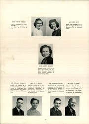Page 12, 1950 Edition, Trafford High School - Reflector Yearbook (Trafford, PA) online yearbook collection