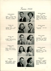 Page 16, 1950 Edition, Trafford High School - Reflector Yearbook (Trafford, PA) online yearbook collection