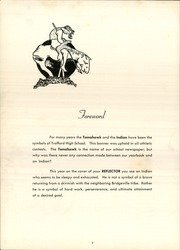 Page 6, 1950 Edition, Trafford High School - Reflector Yearbook (Trafford, PA) online yearbook collection