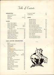 Page 7, 1950 Edition, Trafford High School - Reflector Yearbook (Trafford, PA) online yearbook collection
