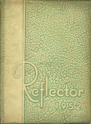 Trafford High School - Reflector Yearbook (Trafford, PA) online yearbook collection, 1952 Edition, Page 1