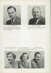 Page 10, 1952 Edition, Trafford High School - Reflector Yearbook (Trafford, PA) online yearbook collection