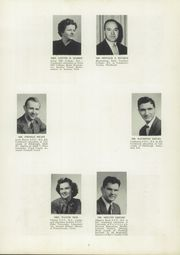 Page 11, 1952 Edition, Trafford High School - Reflector Yearbook (Trafford, PA) online yearbook collection