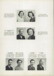 Page 12, 1952 Edition, Trafford High School - Reflector Yearbook (Trafford, PA) online yearbook collection