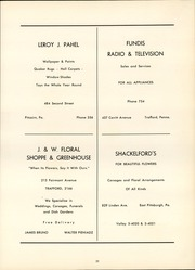 Page 75, 1954 Edition, Trafford High School - Reflector Yearbook (Trafford, PA) online yearbook collection