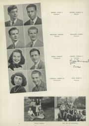 Page 10, 1948 Edition, Glassport High School - Glahisean Yearbook (Glassport, PA) online yearbook collection