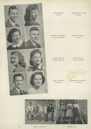 Page 14, 1948 Edition, Glassport High School - Glahisean Yearbook (Glassport, PA) online yearbook collection