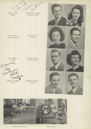 Page 15, 1948 Edition, Glassport High School - Glahisean Yearbook (Glassport, PA) online yearbook collection