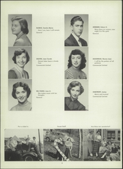 Page 10, 1953 Edition, Glassport High School - Glahisean Yearbook (Glassport, PA) online yearbook collection