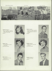 Page 11, 1953 Edition, Glassport High School - Glahisean Yearbook (Glassport, PA) online yearbook collection