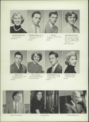 Page 12, 1953 Edition, Glassport High School - Glahisean Yearbook (Glassport, PA) online yearbook collection