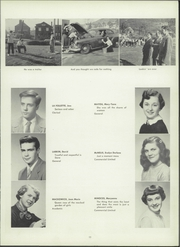Page 15, 1953 Edition, Glassport High School - Glahisean Yearbook (Glassport, PA) online yearbook collection