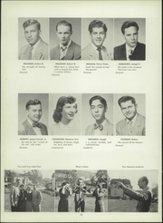 Page 16, 1953 Edition, Glassport High School - Glahisean Yearbook (Glassport, PA) online yearbook collection