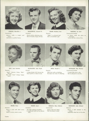Page 16, 1954 Edition, Glassport High School - Glahisean Yearbook (Glassport, PA) online yearbook collection