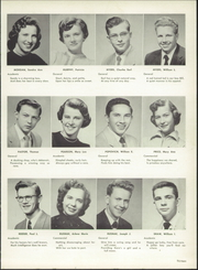 Page 17, 1954 Edition, Glassport High School - Glahisean Yearbook (Glassport, PA) online yearbook collection