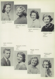 Page 11, 1958 Edition, Glassport High School - Glahisean Yearbook (Glassport, PA) online yearbook collection