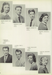 Page 12, 1958 Edition, Glassport High School - Glahisean Yearbook (Glassport, PA) online yearbook collection
