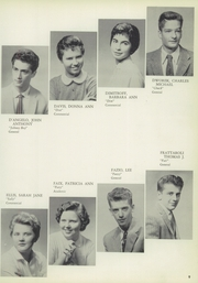 Page 13, 1958 Edition, Glassport High School - Glahisean Yearbook (Glassport, PA) online yearbook collection