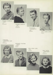 Page 15, 1958 Edition, Glassport High School - Glahisean Yearbook (Glassport, PA) online yearbook collection