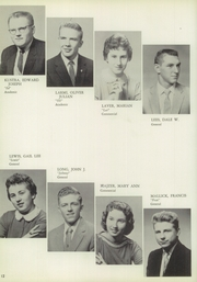 Page 16, 1958 Edition, Glassport High School - Glahisean Yearbook (Glassport, PA) online yearbook collection